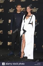 2017 MTV Movie And TV Awards Featuring: Trevor Noah, Jordyn Taylor Stock  Photo - Alamy
