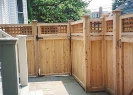 Duxbury Fence Toppers Boston Ma Architecturally Designed Semi Private Wood Fences Gates