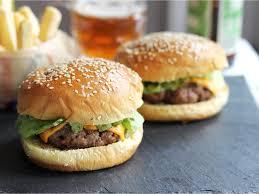 unique burger recipes food