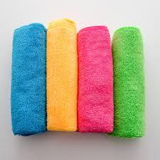 如何清洁超细纤维布  风流女仆