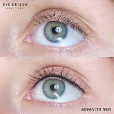 eyes with the best semi permanent makeup