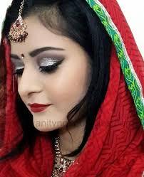 indian bridal eye makeup cat eye makeup