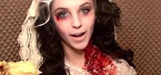 zombie bride halloween ideas