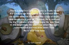 guru nanak dev quotes awaaz nation