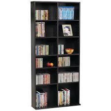 unit shelf glass door black cabinet