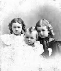3 of 9 children of Ada and Frank Rogers   Old photos, Photo, Photos of the  week