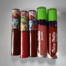 makeup monsters liquid lipsticks