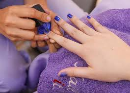 how to care for acrylic nailore