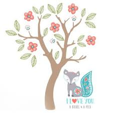 Lambs Ivy Little Woodland Forest Wall Decals Bed Bath Beyond
