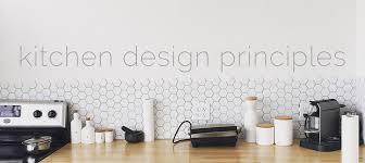 3 kitchen design principles that create