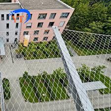 Stainless Steel Pool Fence Mesh Screens