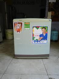 Tủ lạnh mini 50 lít -Sanyo -có ngăn làm đá, tiết kiệm điện - chodocu.com