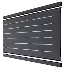 Veranda Euro Style 6 Ft Lattice Fence Top Kit Ef 50308 The Home Depot