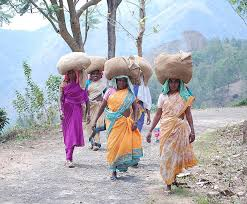 Women from the Mountains Photograph by Abhilash G Nath