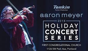 Aaron Meyer Holiday Concert Series | Chehalem Winery