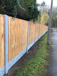 Fencing Gravel Boards Concrete Posts Fence Panels Ebay