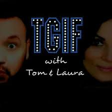 TGIF with Tom & Laura #1611: comedian Adrian Davidson & singer/actress Jane  Aqulina by BBOX Radio listeners | Mixcloud