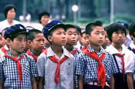 North Korean kids forced into slave work