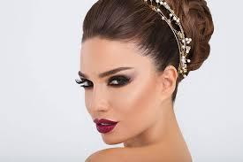 bridal makeup salon in dubai