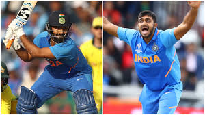 BREAKING: Rishabh Pant to replace Vijay Shankar in India's ...