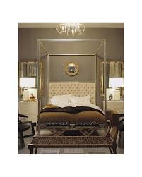 mirrors over bedside tables