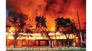 ไฟไหม้บ้าน Archives 1 - ข่าวสด