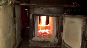 home built wood gasification boiler