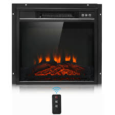 electric heater wall mounted fireplace