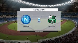 NAPOLI VS SASSUOLO(26th JULY 2020) - (Matchday 36 PREDICTION ...