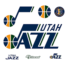 Utah Jazz Logo Giant Officially Licen 1515883 Png Images Pngio