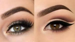 winter eye makeup tutorial
