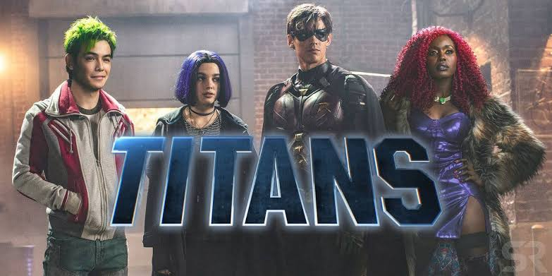 Summary Of DC Show Titans