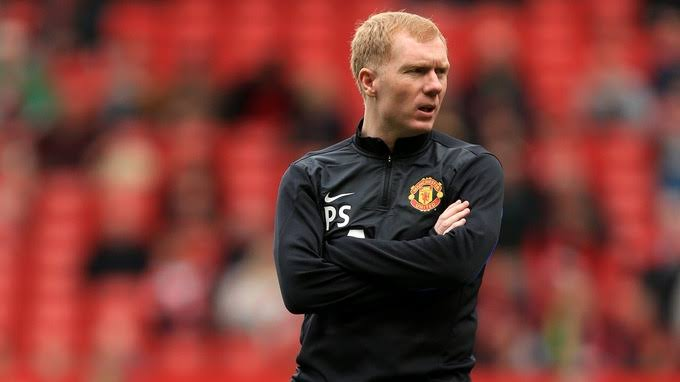 Image result for Paul Scholes coach""