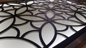 Laser Cut Screens And Panels Creative Background