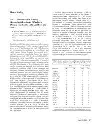 pdf rapd polymorphism among groundnut