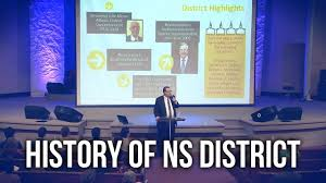 History of NS District - Duane Phillips - YouTube