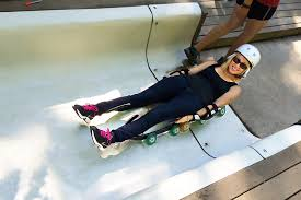 luge track open to public go luge in