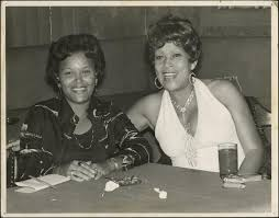 Priscilla Bowman and Marcia Bowman | Digital Special Collections