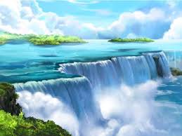 beautiful waterfall pictures and wallpapers