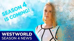 WESTWORLD Season 4 Renewed by HBO ...
