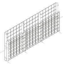 Fence Kit 2 Extend Up To 6 Feet Chain Link