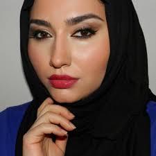 hijab tutorial and hijab makeup