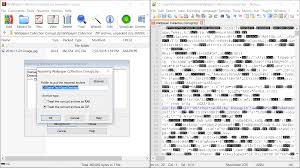 recover data from a corrupt zip file