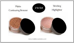 contouring bronzer highlighter for