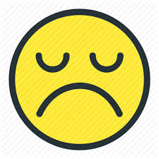 emoji emoticons face sad smiley