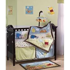 babies winnie the pooh crib bedding
