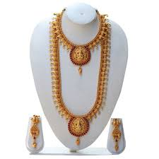 artificial gold jewellery sets india