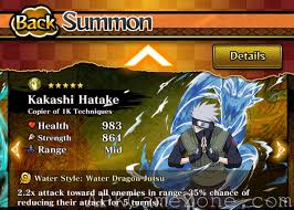 Naruto Shippuden: Ultimate Ninja Blazing : God Mode/High Attack Mod :  Download APK - APK Game Zone - Free Android Games :: Download APK Mods!