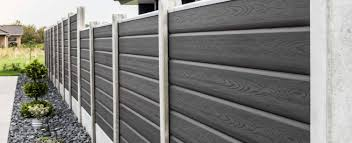 Grey Composite Fence Panels What You Need To Know Composite Fence Panels