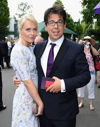 Michael McIntyre wife: How McIntyre was 'BEST FRIENDS' with wife's dad -  actor Simon Ward | Celebrity News | Showbiz & TV | Express.co.uk